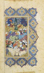 Miniature by 493 Best Islamic Miniatures Islam Dünyasından Minyatürler Images