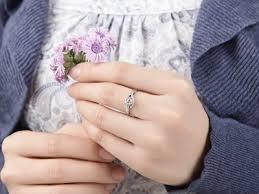 3 carat engagement ring alluring ring 0 33 carat on 10k white gold