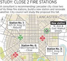 as lancaster mulls fire station modernization station 6 u0027s fate in