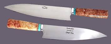 handcrafted kitchen knives rogers handcrafted knives