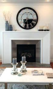Yrban Barn Prodigious Clocks For Mantels Ideas Thinking Of Creating This