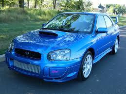 subaru wrx custom blue 2005 subaru sti impreza sti impreza wrx sti for sale