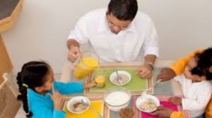 Kids Eating Table A Grandmother Tries To Teach Table Manners Grandparents Com