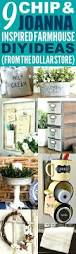 9 farmhouse style decor ideas you can do from the dollar store