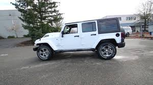 jeep wrangler white 4 door 2016 2017 jeep wrangler unlimited sahara bright white clearcoat