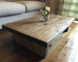 live edge table west elm large rustic coffee table bomer