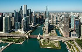 Map Of Chicago Downtown by Chicago Downtown Golpa G4 Implant Solution