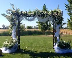 wedding arches plans 164 best chuppahs images on marriage wedding and