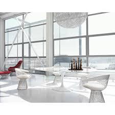 chairs rove classics oval tulip table carrara awesome saarinen
