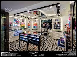 home decor store vancouver necktie corner shop interior in dubai mall dubai uae by tao