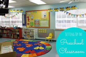 How To Decorate Nursery Classroom Preschool Classroom Reveal Happy Home