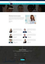 Single K He Evelyn Multipurpose Business And Agency Psd Template By