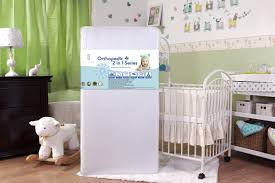 Where To Buy Crib Mattress L A Baby Maxi Pedic With Memory Foam Crib Mattress Reviews