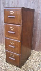 Antique Oak File Cabinet Oak File Cabinet 4 Drawer Attractive Lovely Vintage Filing Antique