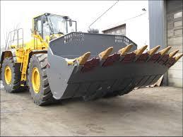 wheel loader buckets maakasi oy