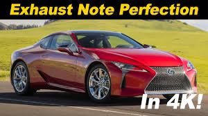 lexus lc backseat 2018 lexus lc 500 first drive review in 4k uhd youtube