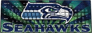 Seattle Seahawks Toaster Team Promark Seattle Seahawks Wireless Keyboard Wkbnf27 Best Buy