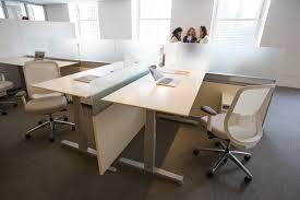 Teknion Chairs Teknion Interpret Livello Height Adjustable Desk And Projek Task
