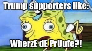 Spongebob Meme Maker - mocking spongebob meme imgflip