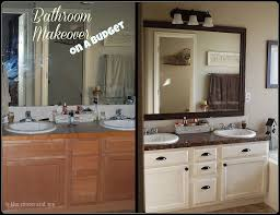 cheap bathroom ideas makeover redo bathroom on a budget coles thecolossus co