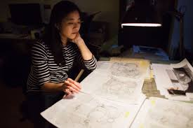 Designing The Beautiful by Mimi Lien On The Set Design Of U201cthe Great Comet Of 1812 U201d U2013 The
