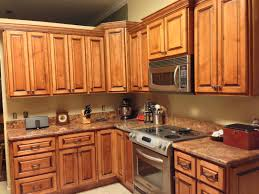 custom kitchen cabinets with italian maple w glaze finish u0026