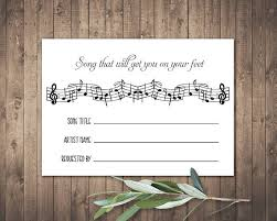wedding song request cards song request card wedding song request card printable song