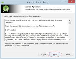 how to install android studio installing and configuring android studio