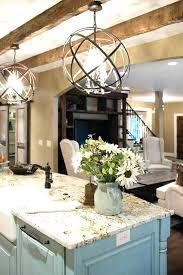 kitchen island chandeliers breathtaking chandelier kitchen island large size of