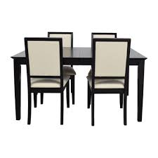 oval dining table set for 6 the roomplace chicago oval dining table set for 6 room with white