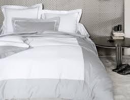 drap en satin de coton amboise métal collection la boutique blanc des vosges