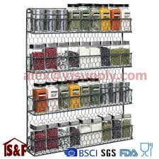 tier wall mounted twisted wire kitchen shelves for inside cabinets