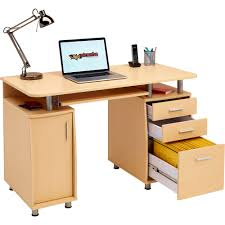 Computer Desk Ebay by Computer Desk With Storage U0026 A4 Filing Drawer Home Office