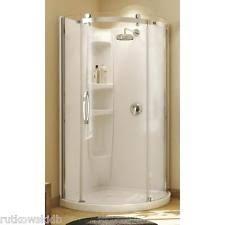 corner shower ebay