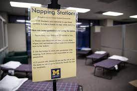 college nap rooms where to sleep at university libraries time