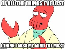 All The Things Memes - futurama zoidberg meme imgflip