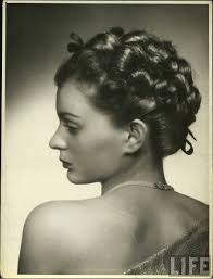 bea hair women beautiful women u0027s hairstyles from the 1940s
