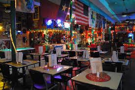American Bar Crow U0027s Southwest Cantina Galveston American Bar Food Bars
