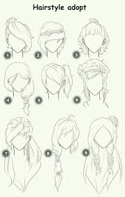 best 25 how to draw stuff ideas on pinterest how to draw hair