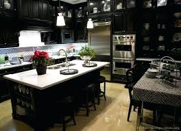 black kitchen decorating ideas black kitchen ideas amazing black kitchen ideas best about black