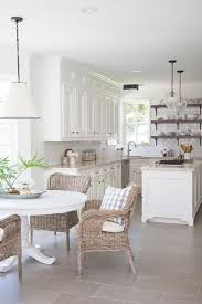 rattan kitchen furniture georgianadesign wicker dining chairs farmhouse kitchens and white