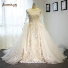 popular two in one wedding dress buy cheap two in one wedding