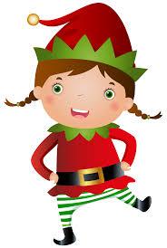 christmas elf clipart clipartxtras