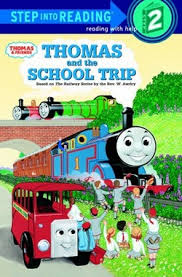 thomas friends trip step reading book gkworld