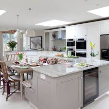 sleek grey kitchen traditional kitchen units can be given a