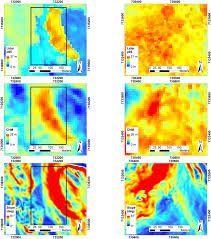 remote sensing free full text forest variable estimation using
