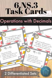best 20 dividing decimals ideas on pinterest math fractions