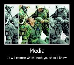 Meme Media - media deception soldiers it will choose the truth you should