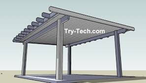 Free Patio Cover Blueprints Free Standing Patio Cover Kits Extraordinary 1000 Images About