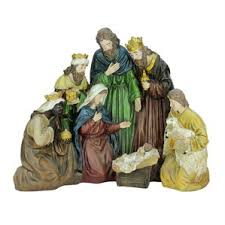 Christmas Outdoor Decorations Nativity Scene by Outdoor Nativity Sets You U0027ll Love